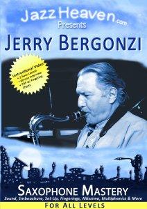 Jerry Bergonzi - Saxophone Mastery