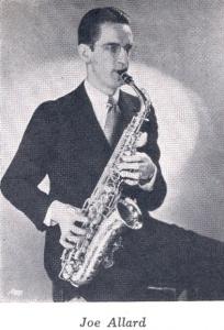 Saxophone Embouchure - Joe Allard