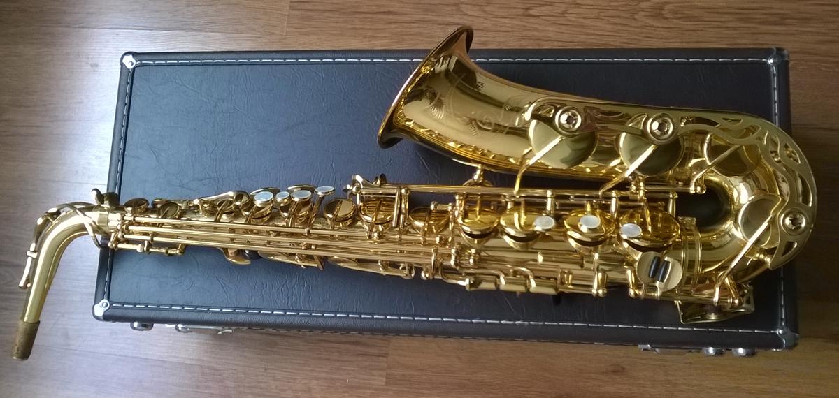Yamaha yas 62 alto saxophone purple logo zdenko for Yamaha 62 alto saxophone