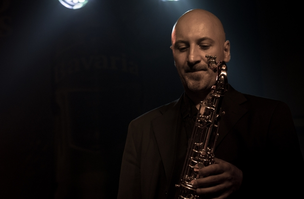 Zdenko Ivanušić - Saxophone Player